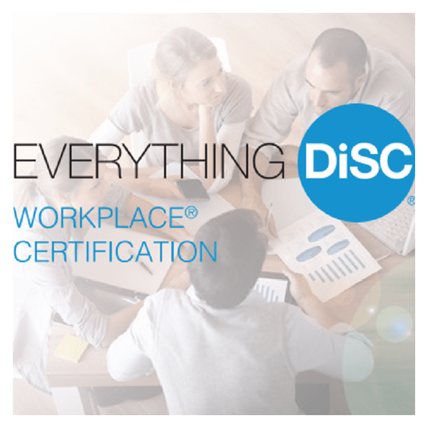 Everything Disc Workplace Inperson Certification Wiley Its